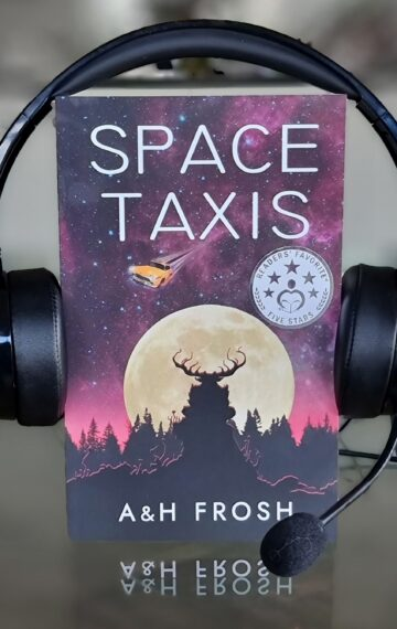 Space Taxis the Audiobook